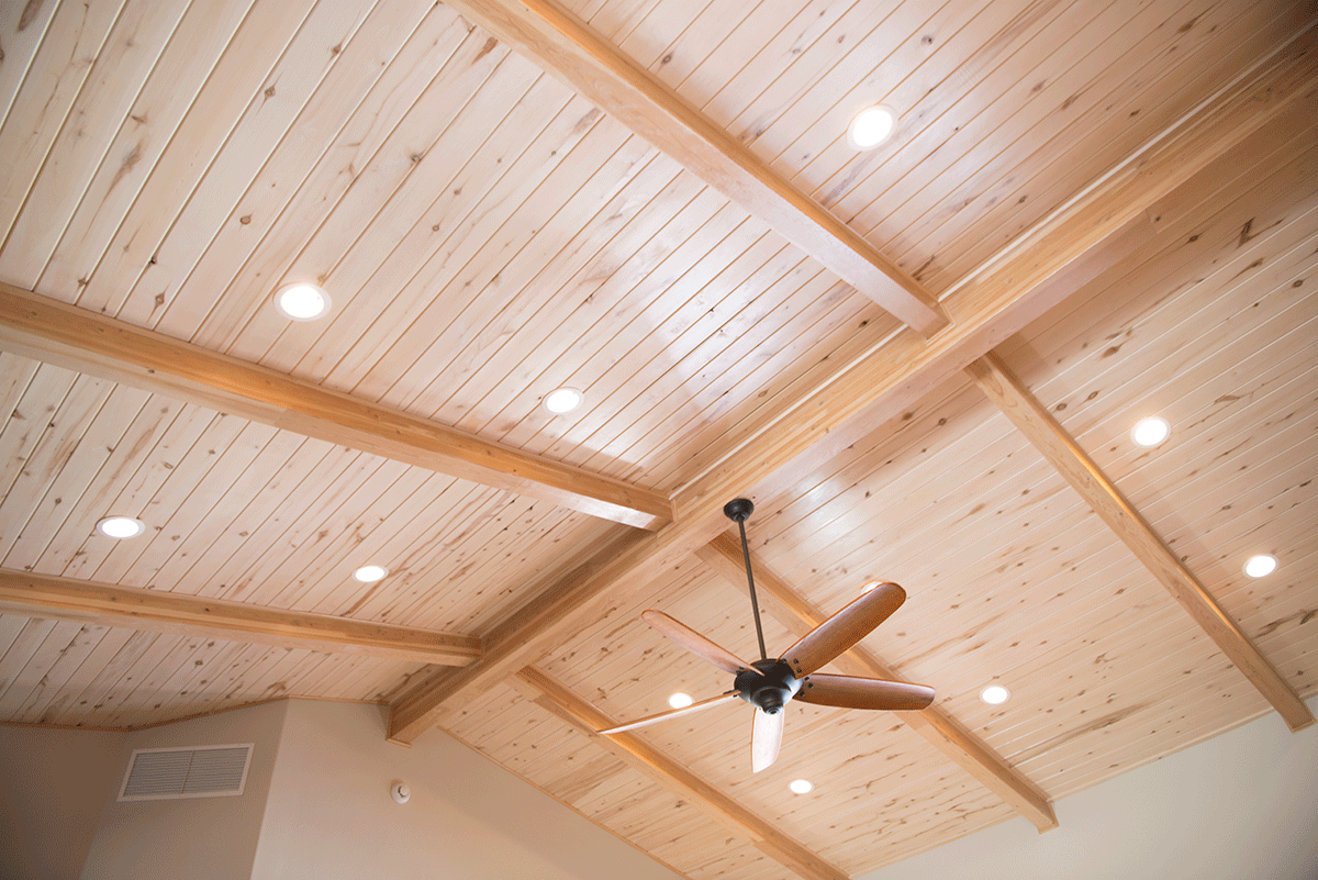 completed coffers historic wood rm plank ceiling custom conf timber university and washington classic suspended